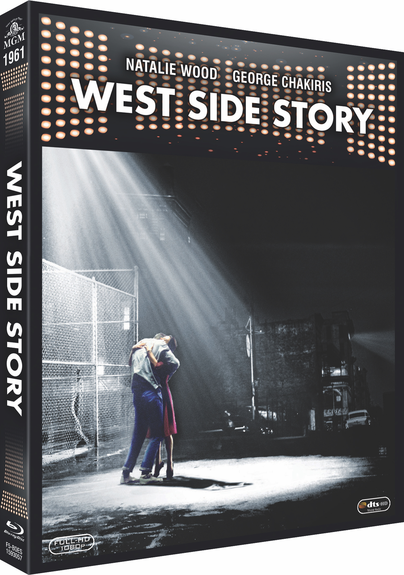 WEST SIDE STORY y YENTL son reeditadas para el mercado doméstico