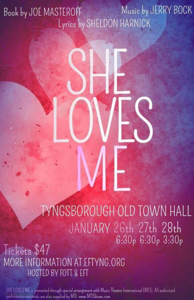 BWW Review: SHE LOVES ME at Tyngsborough High School