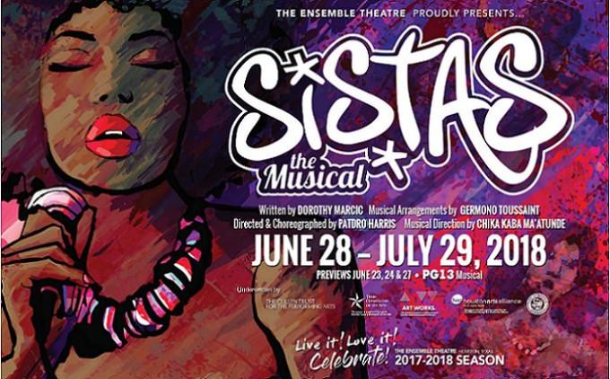 BWW Interview: Director/Choreographer Patdro Harris & Music Director Chika Kaba Ma'atunde Talk SISTAS at The Ensemble Theatre