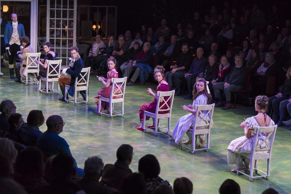 Review Roundup: SENSE AND SENSIBILITY at American Repertory Theater