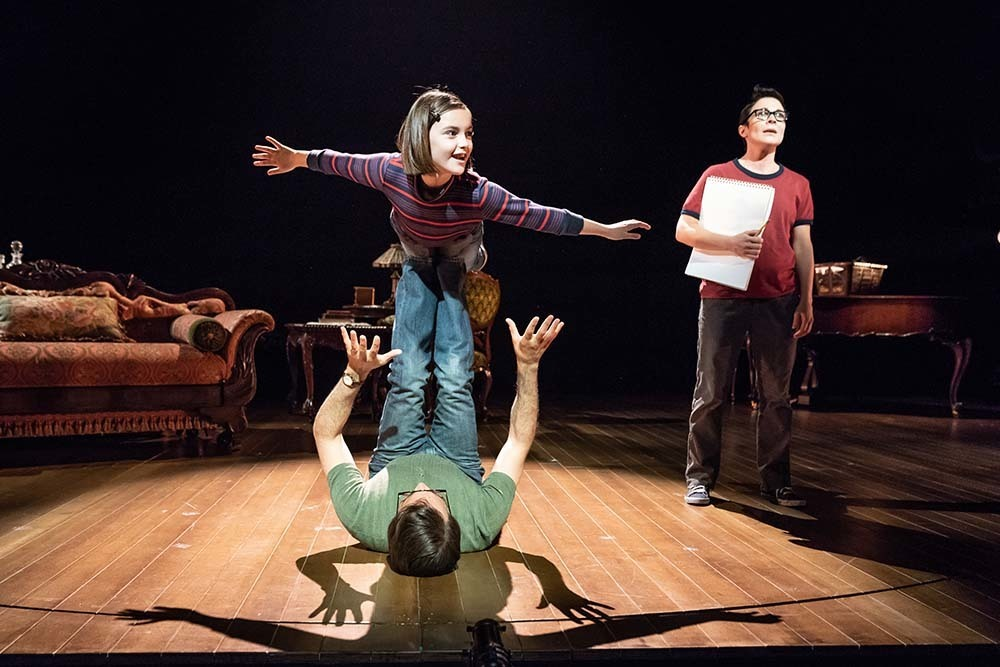 BWW Review: FUN HOME, Young Vic