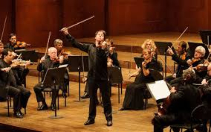 BWW Review: LA JOLLA MUSIC SOCIETY PRESENTS THE ACADEMY OF ST MARTIN IN THE FIELDS at San Diego's Jacobs Music Center