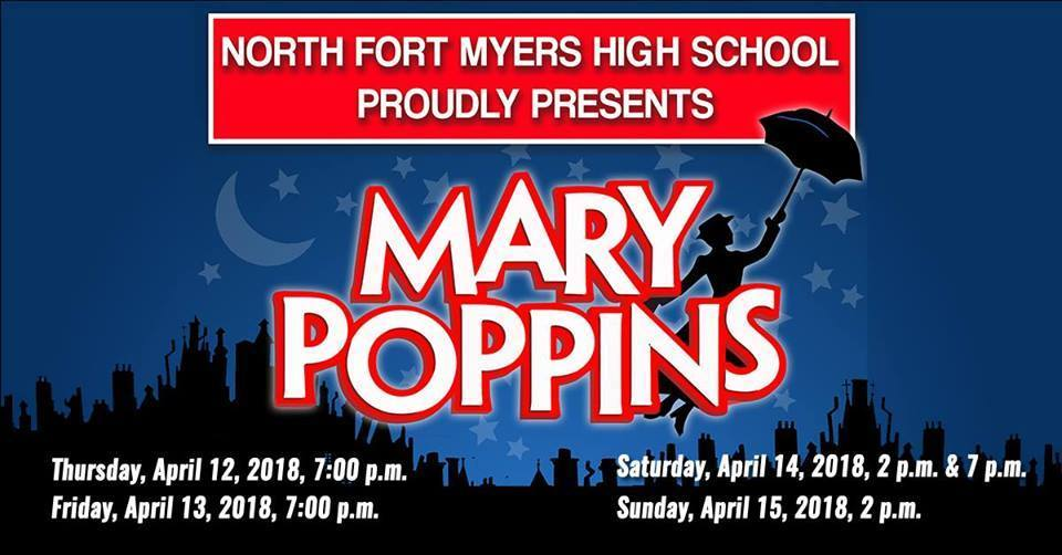 BWW Feature: MARY POPPINS at North Fort Myers High School