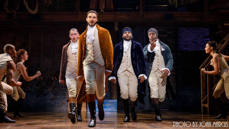 BWW Review: HAMILTON at Shea's Buffalo Theatre