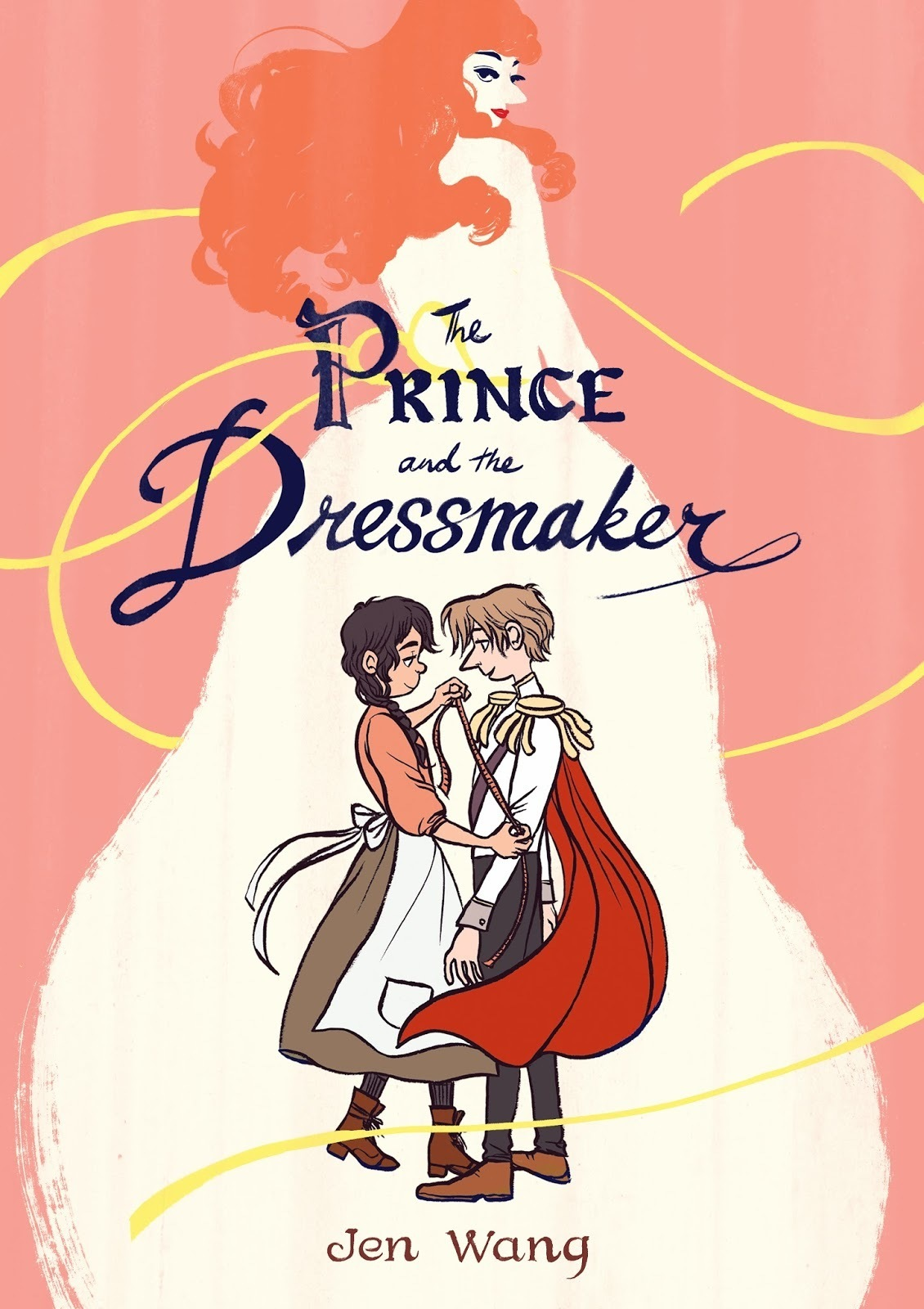 BWW Interview: Jen Wang, Author of THE PRINCE AND THE DRESSMAKER
