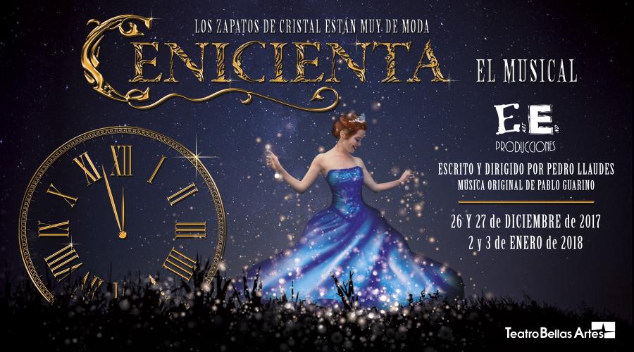 CENICIENTA, LOS ZAPATOS DE CRISTAL ESTÁN MUY DE MODA, El Musical