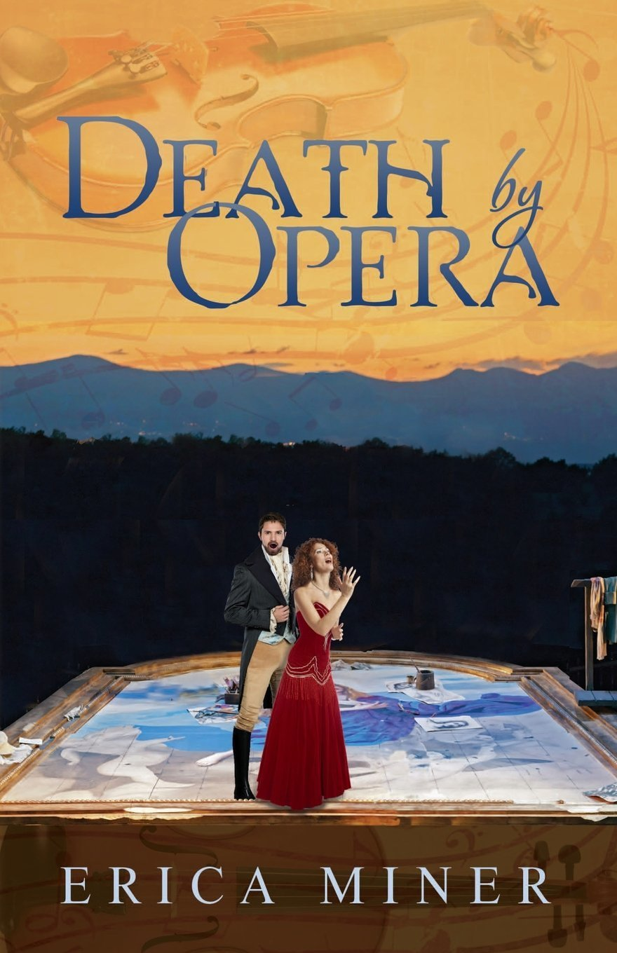 BWW Interview: Erica Miner Author of DEATH BY OPERA