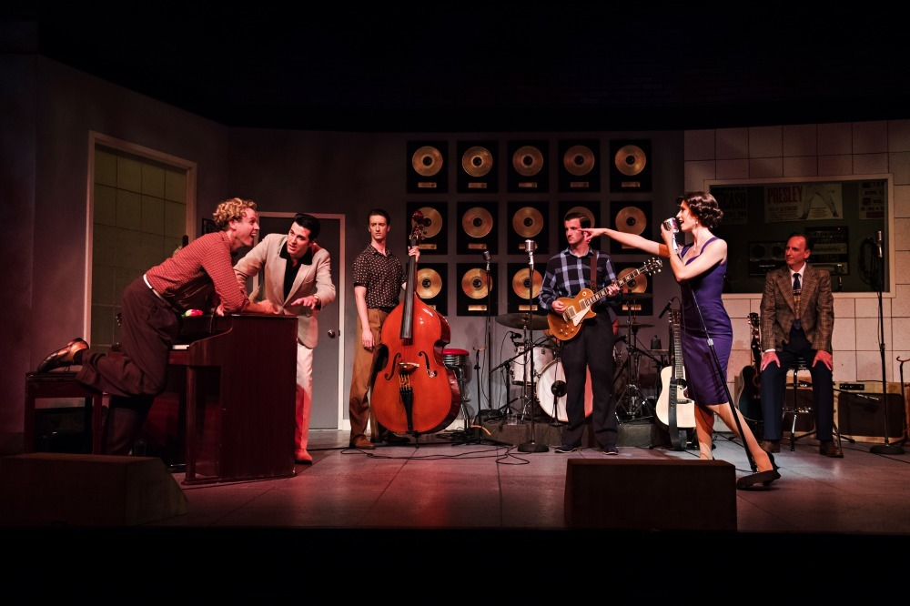 Review Roundup: MILLION DOLLAR QUARTET Presented by Drayton Entertainment at CAA Theatre
