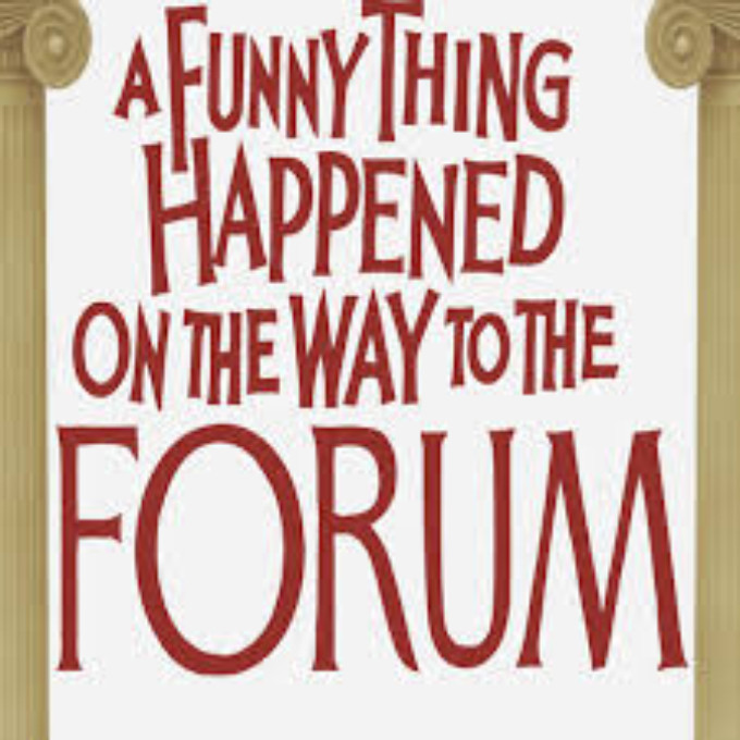 A FUNNY THING HAPPENED ON THE WAY TO THE FORUM Comes To Casper College Arts 10/4