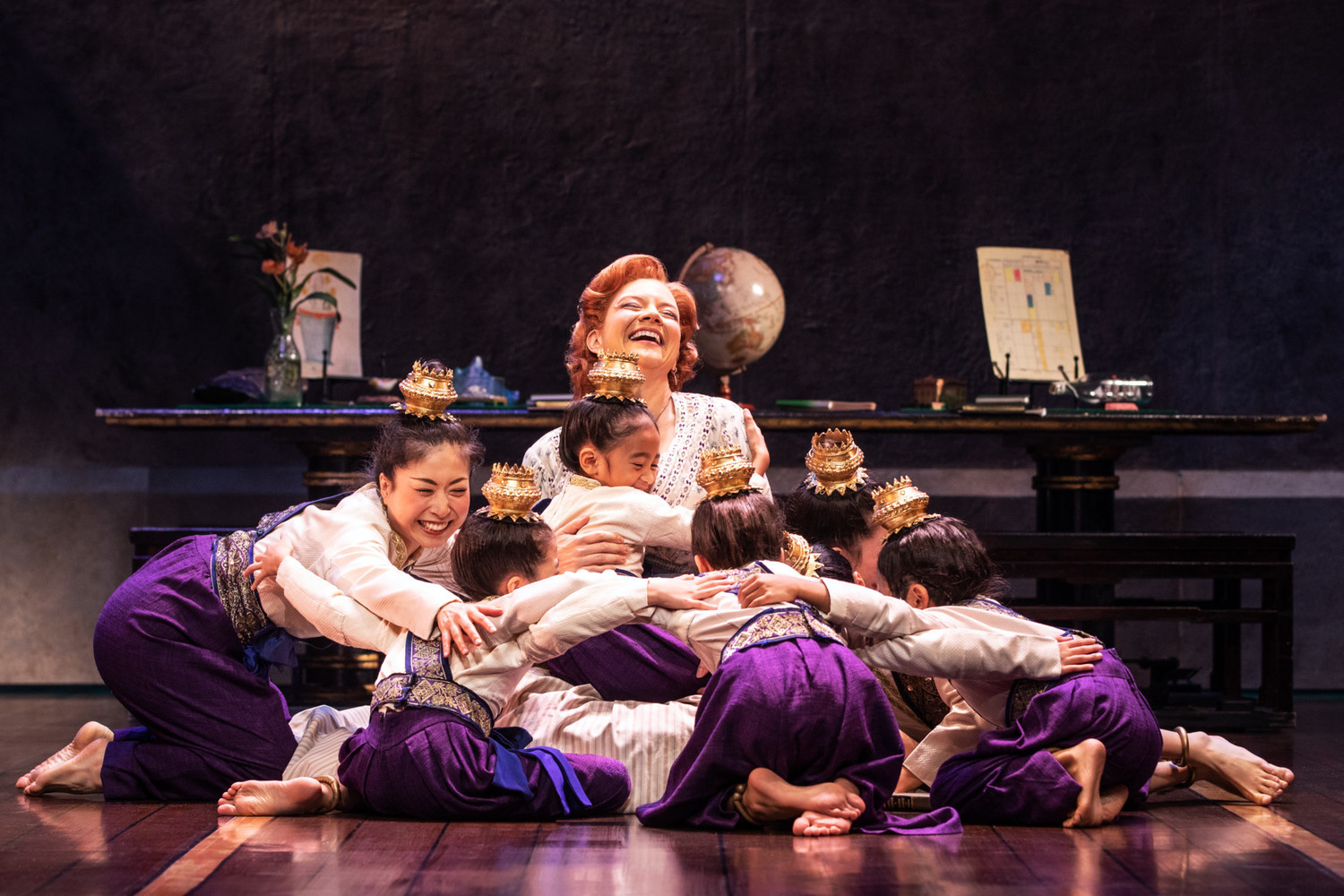BWW Review: THE KING AND I at Lied Center For Performing Arts is Classic Musical Theatre With Timeless Message