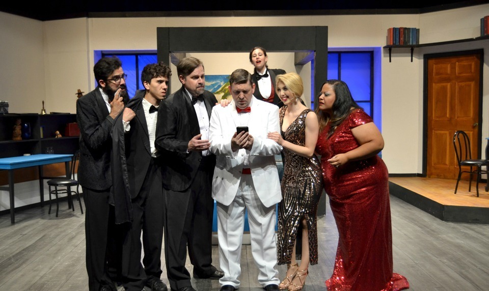 BWW Review: IT'S ONLY A PLAY at Theatre Tallahassee