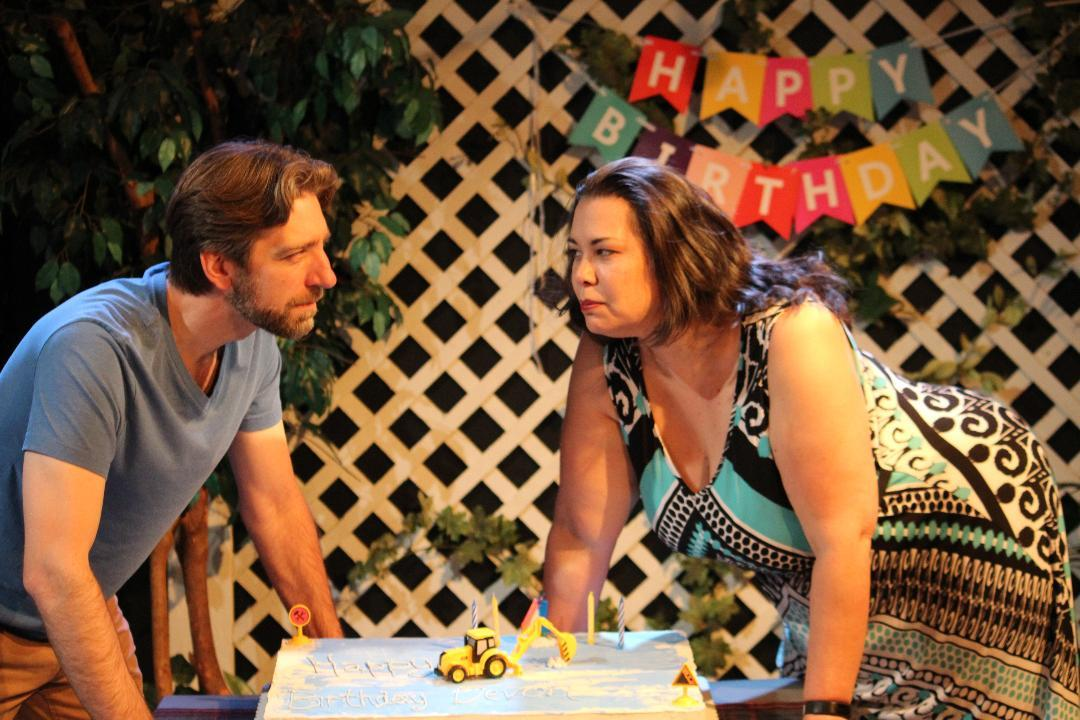 BWW Review:  Relevant RAPTURE, BLISTER, BURN Intrigues at Convergence Continuum