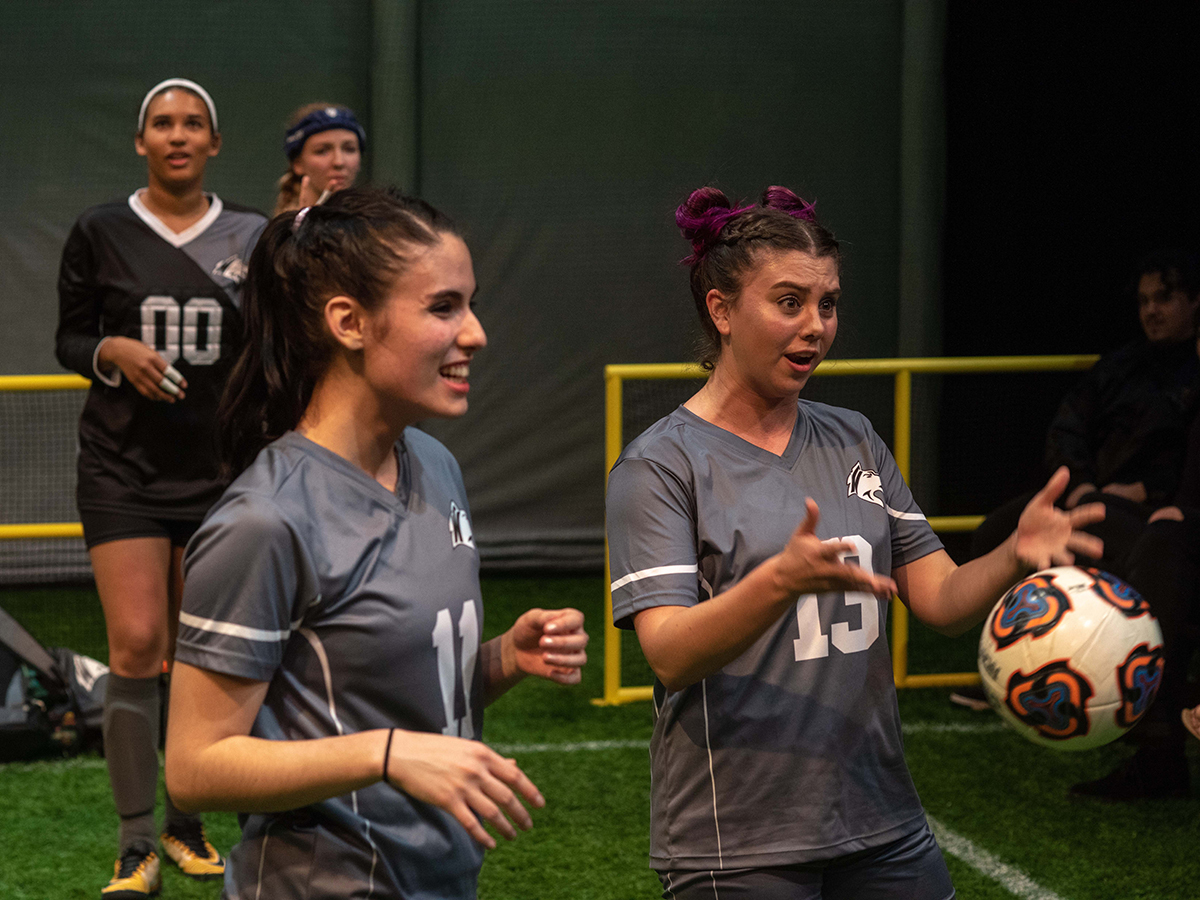 BWW Review: THE WOLVES at The Severson Theatre
