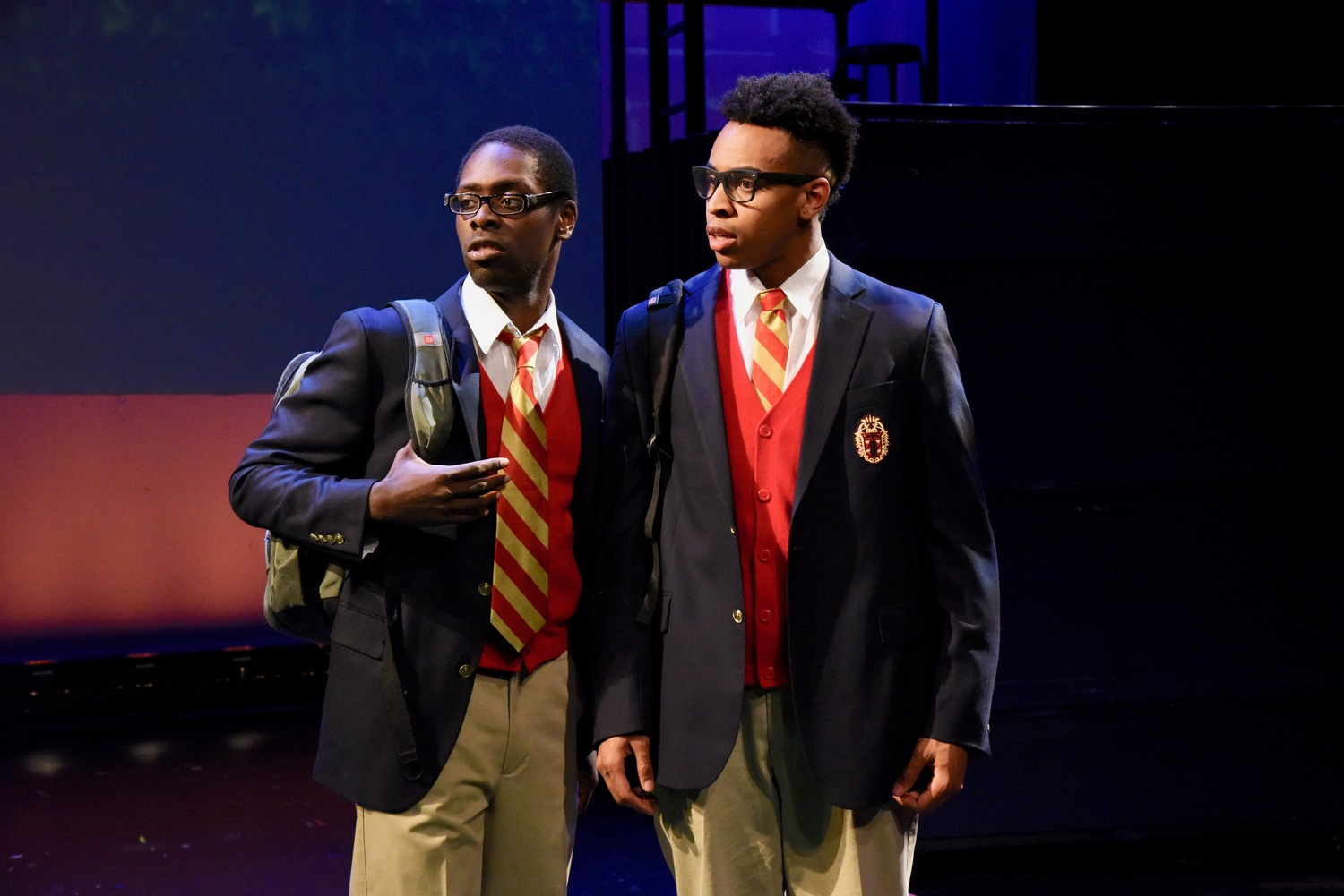 BWW Review: Mosaic Theater Brings Back Thought-Provoking HOODED, OR BEING BLACK FOR DUMMIES