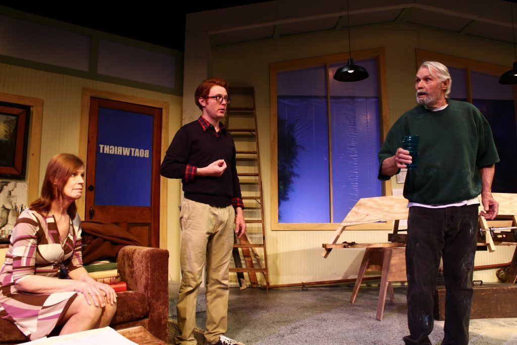 BWW Review: BOATWRIGHT at Bunbury Theatre