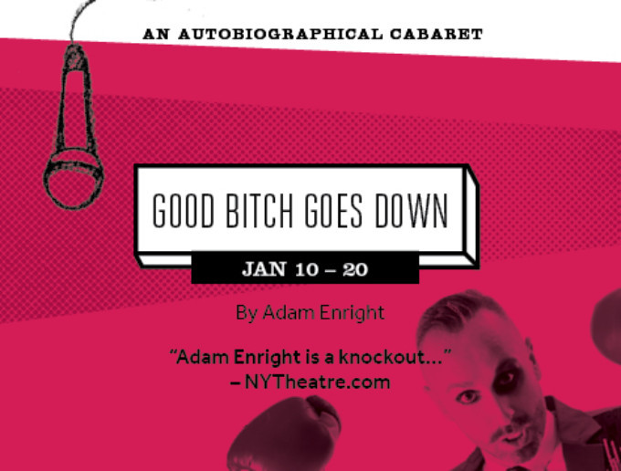 GOOD BITCH GOES DOWN at Boise Contemporary Theater