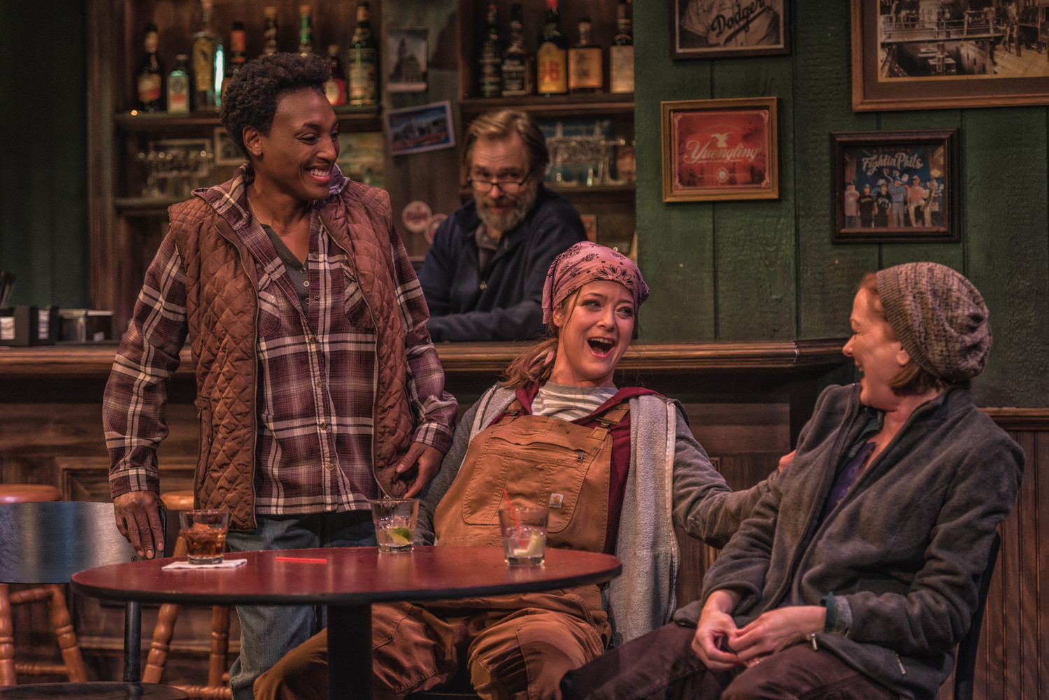 How The Assembly Line Ended: SWEAT at Everyman Theatre
