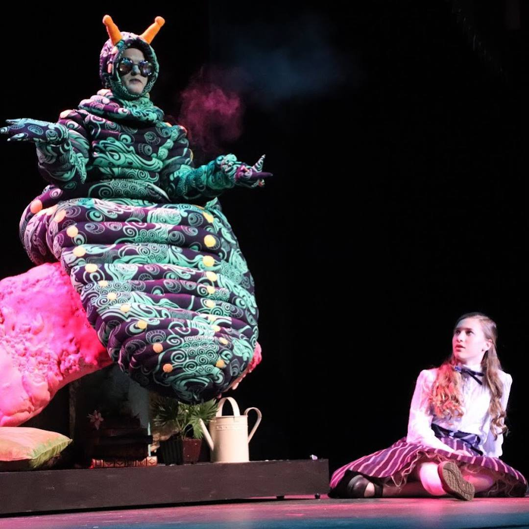 BWW Feature: ALICE @ WONDERLAND Sensory-Friendly Performance Starts New Tradition at Raleigh Little Theatre