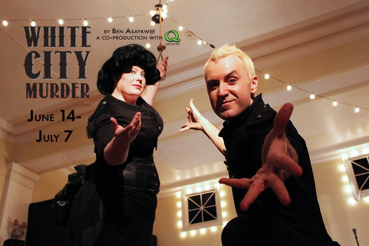 WHITE CITY MURDER Comes to Phoenix Theatre This Summer!