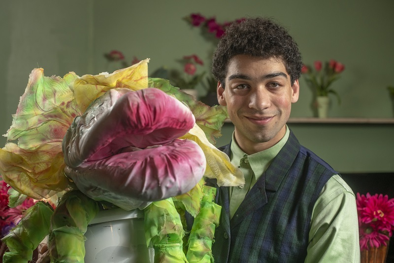 BWW Review: Contemporary Theater Company's Delightful LITTLE SHOP OF HORRORS
