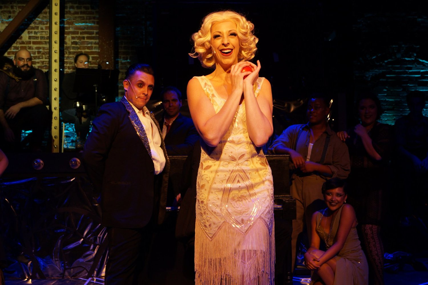 BWW Review: Things Get Naughty in WILD PARTY at Theater West End