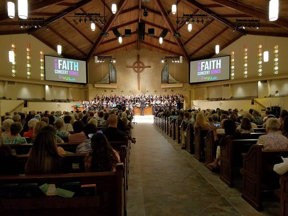 BWW Review: FAITH CONCERTS at Faith Presbyterian Church