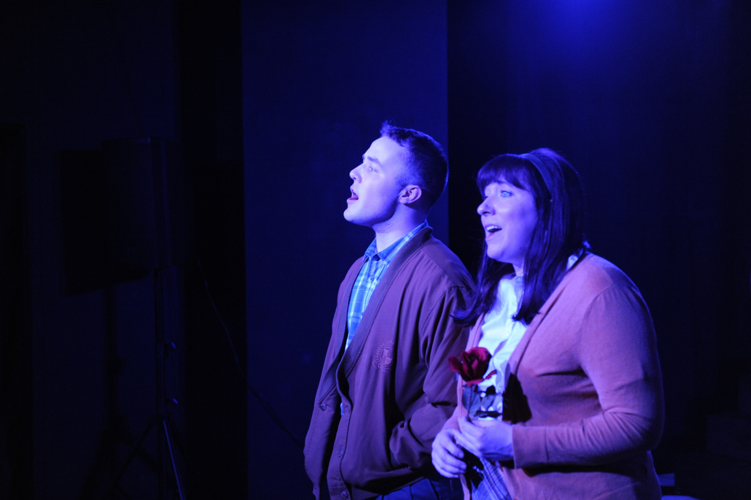 BWW Review: DOGFIGHT at Acting Against Cancer