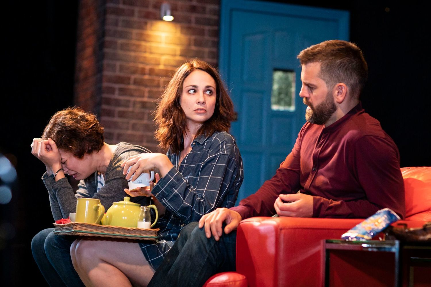 BWW Review: THE ONE, Soho Theatre