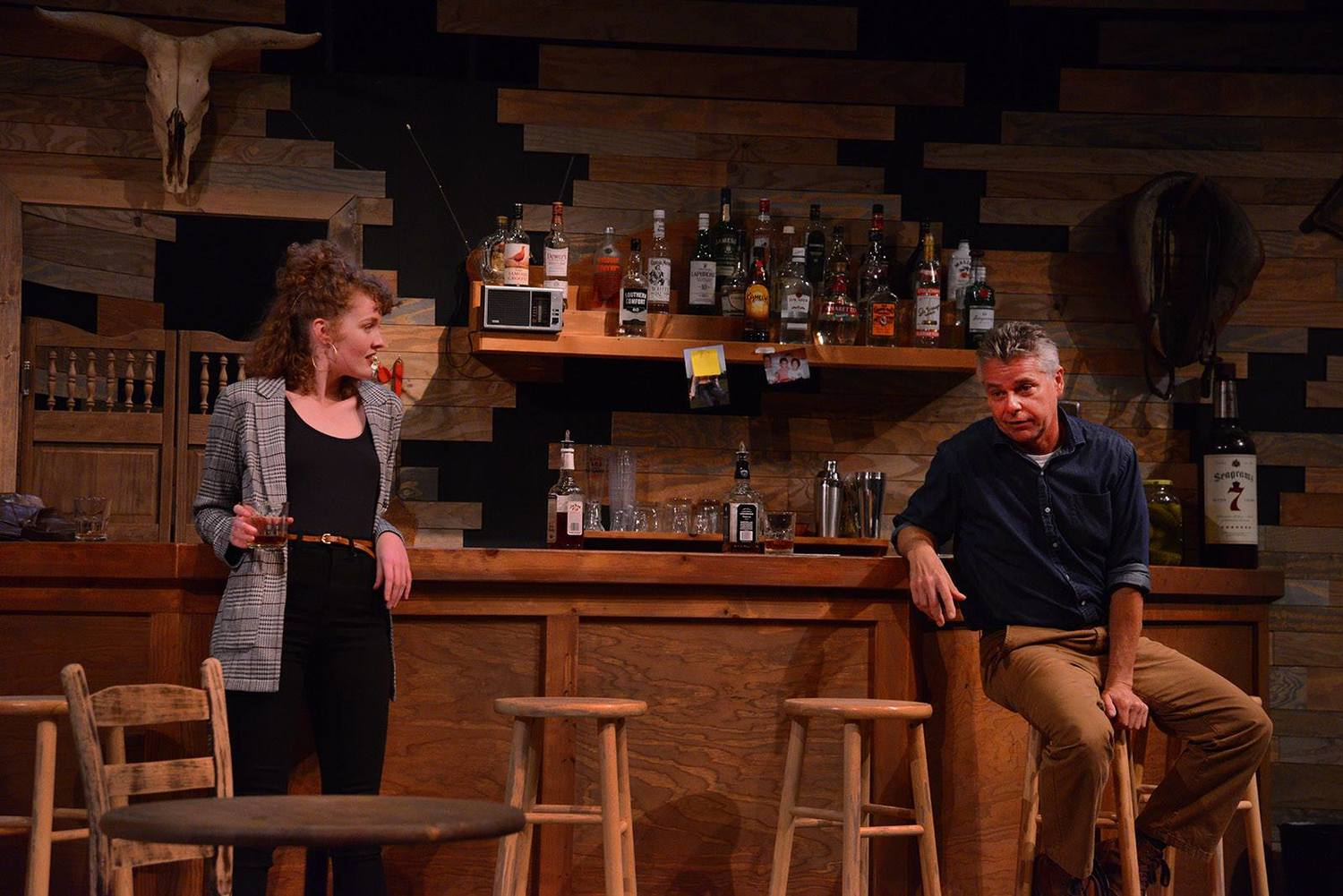 BWW Review: Theatre in the Park's IT IS DONE Serves Up Spooky Tale Along With Fine Performances