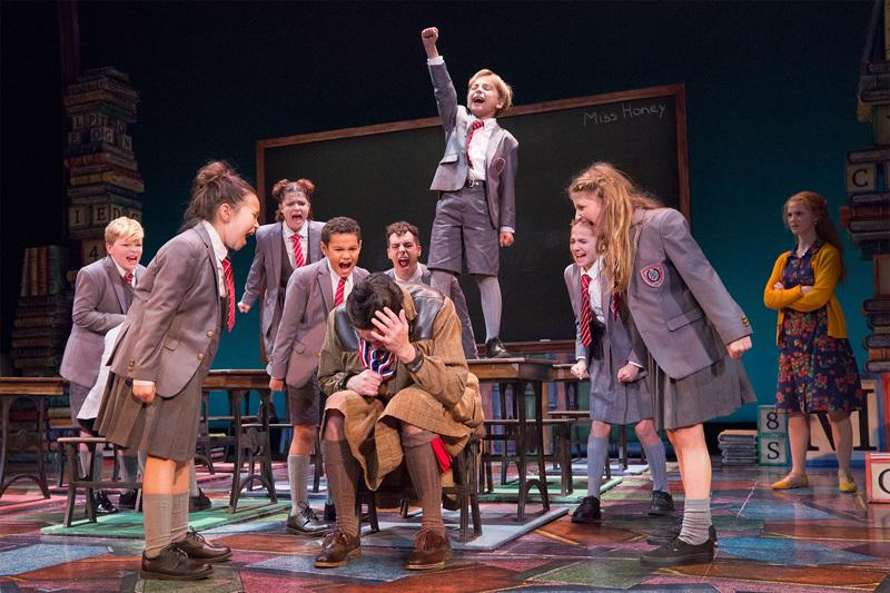 BWW Review: MATILDA at Walnut Street Theatre
