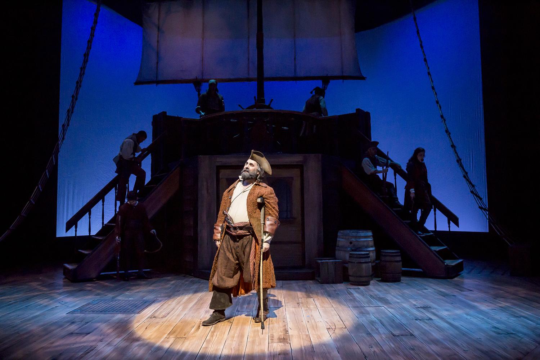 BWW Review: KEN LUDWIG'S TREASURE ISLAND Thrills Audiences at Cincinnati Playhouse In The Park