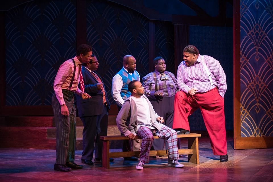 BWW Review: FIVE GUYS NAMED MOE Heats Up The Skylight Music Theatre