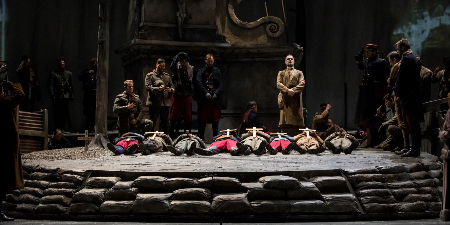 BWW Reviews: Minnesota Opera's Pulitzer Prize SILENT NIGHT Profoundly Speaks to Peace on Earth