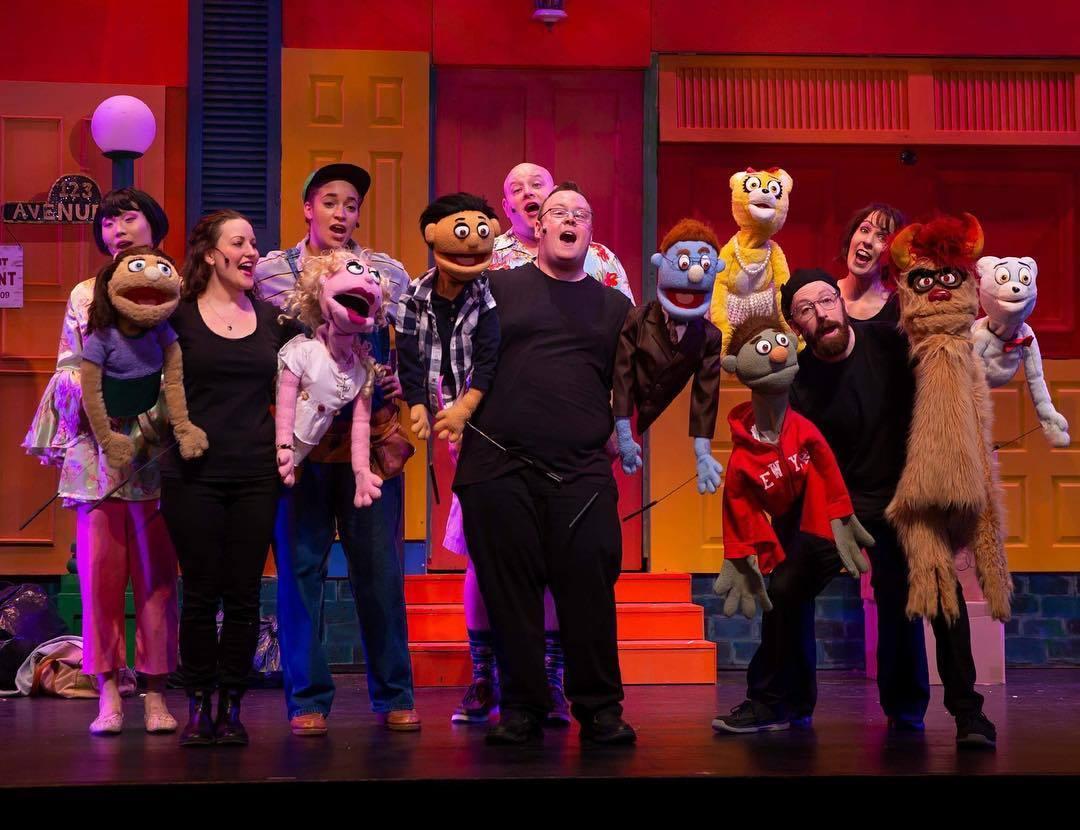 BWW Review: AVENUE Q at Theatre Harrisburg