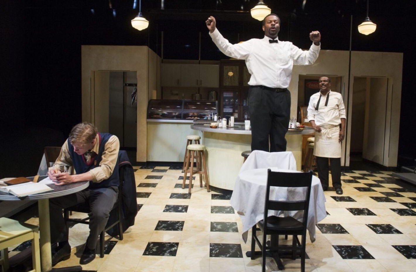 BWW Review: MASTER HAROLD...AND THE BOYS at Shea's 710 Theatre