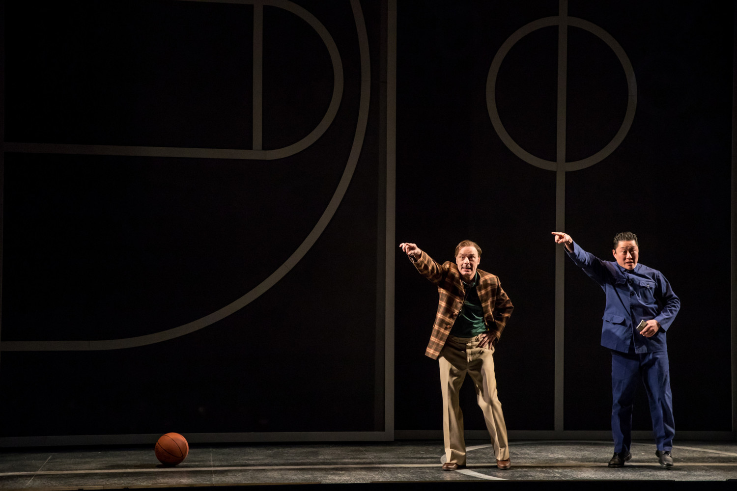 BWW Review: THE GREAT LEAP Just Misses at Guthrie Theater