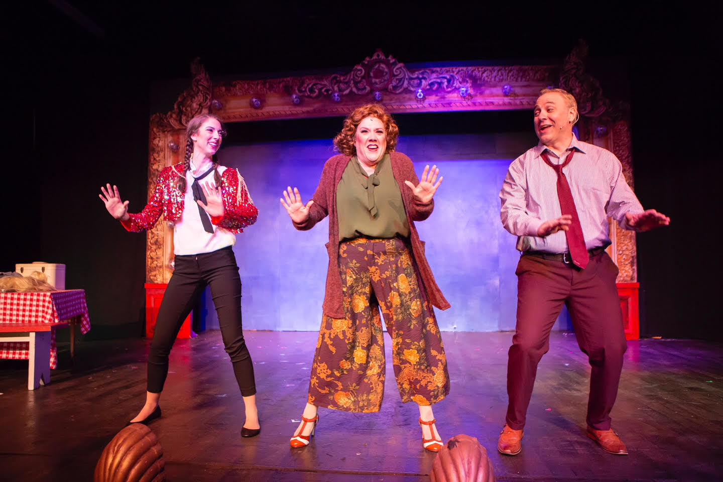 BWW Review: Let GYPSY Entertain You at The Firehouse Theatre
