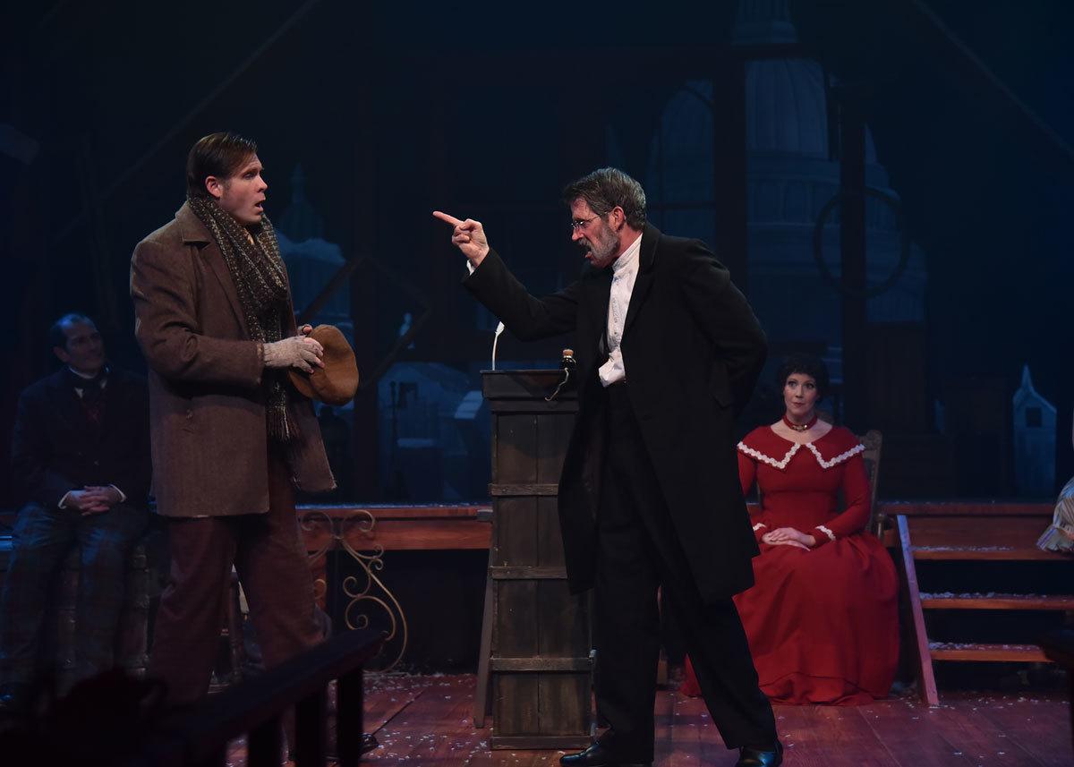 BWW Review: A CHRISTMAS CAROL at Orlando Shakes
