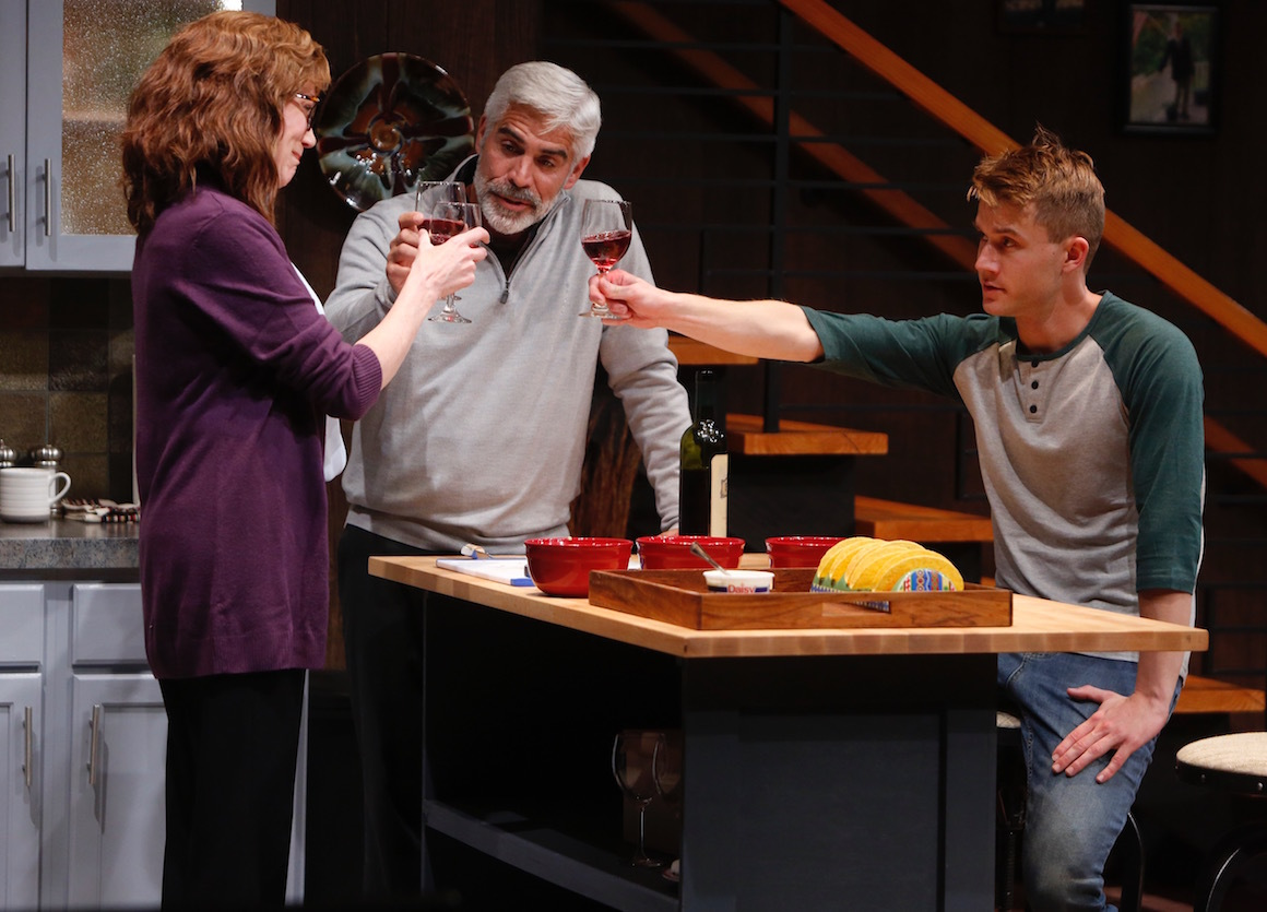 BWW Review: ADMISSIONS Educates Audiences With Examination of White Privilege