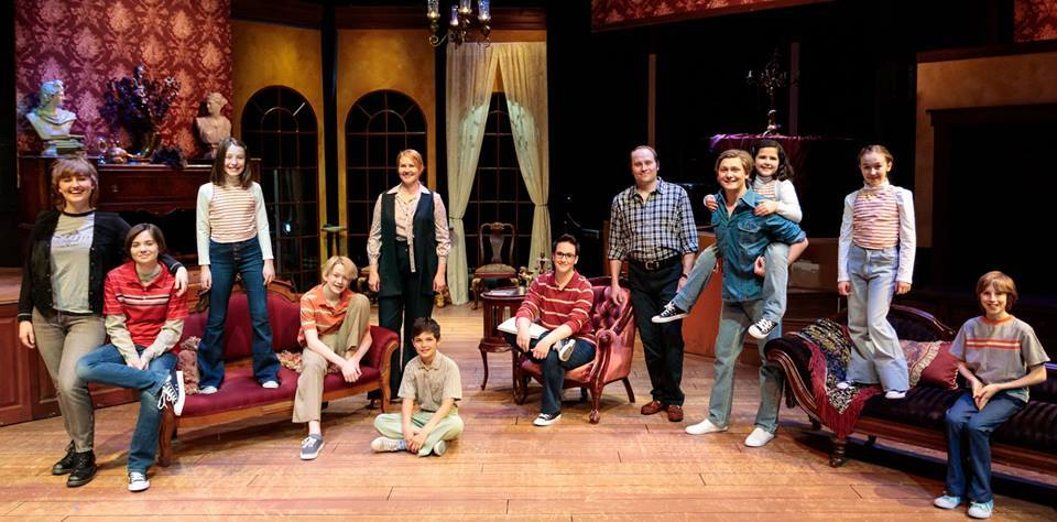 BWW Review: FUN HOME Is Hauntingly Beautiful at Salt Lake Acting Company