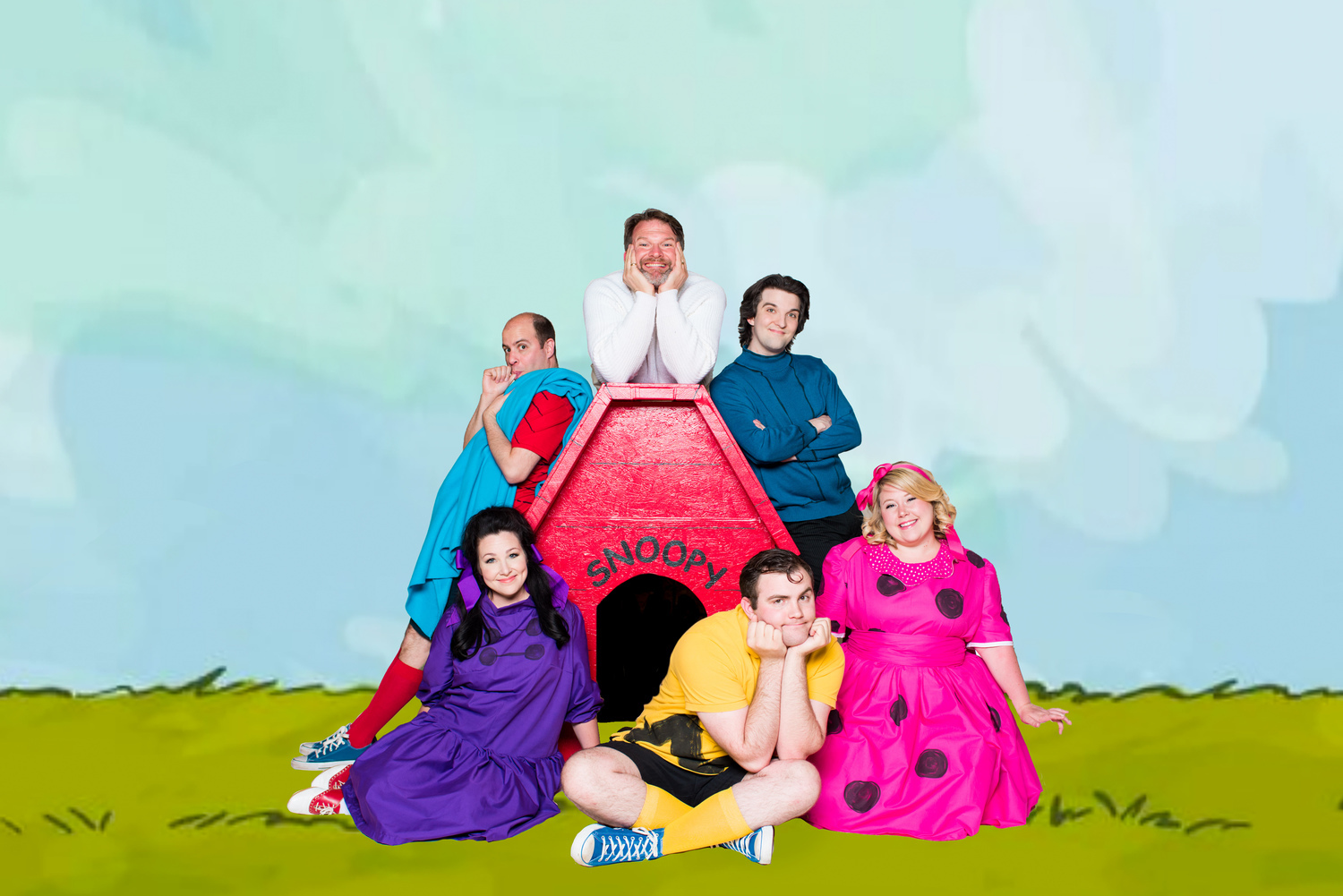 BWW Review: Find Peanuts and a New Philosophy in CenterPoint Legacy's YOU'RE A GOOD MAN, CHARLIE BROWN