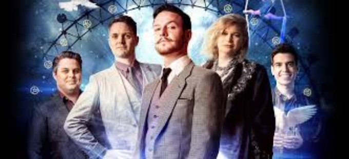 BWW Review: Entertaining Champions of Magic at Connor Palace