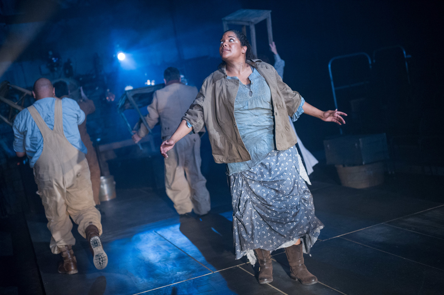 BWW Review: Theater Alliance's FLOOD CITY Gets Swept Away by Numerous Troubles