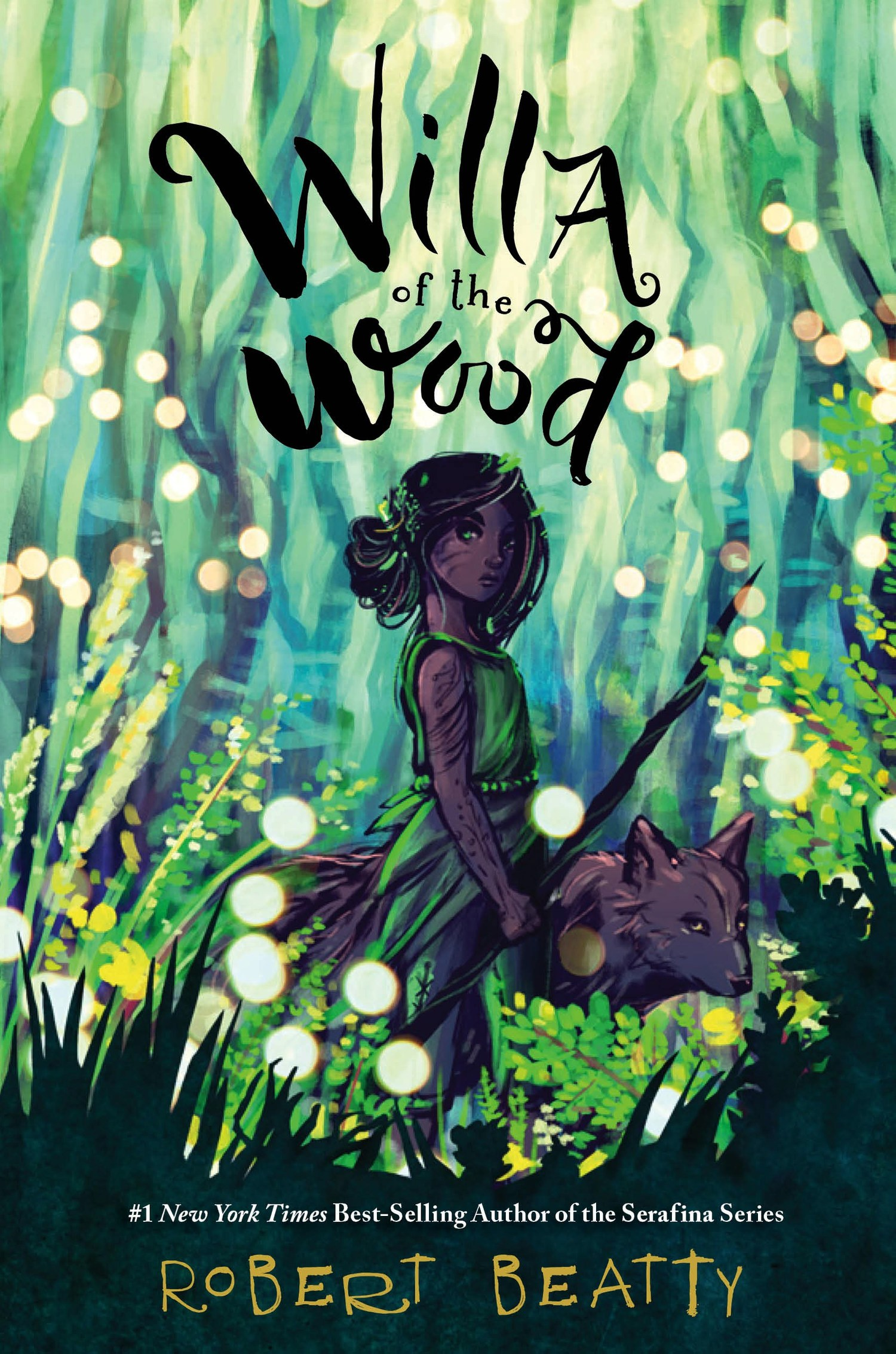 BWW Review: WILLA OF THE WOOD by Robert Beatty
