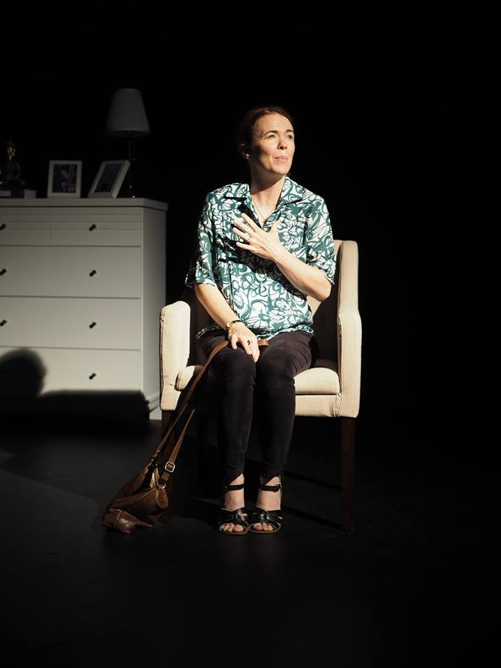BWW Review: THE MIDDLE WAY at Holden Street Theatres – The Studio