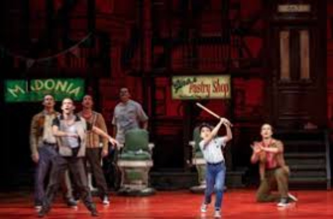 BWW Review: A BRONX TALE at Pasadena Playhouse