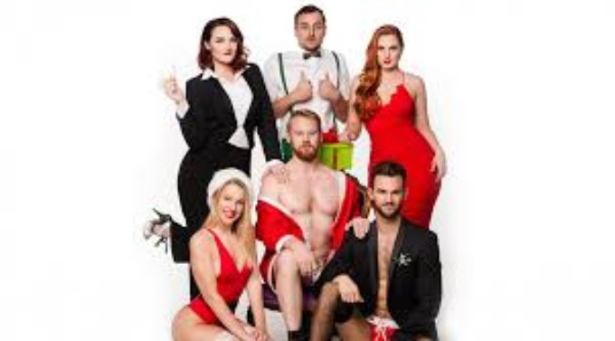 A Very Naughty Christmas The Second Coming by Understudy Productions
