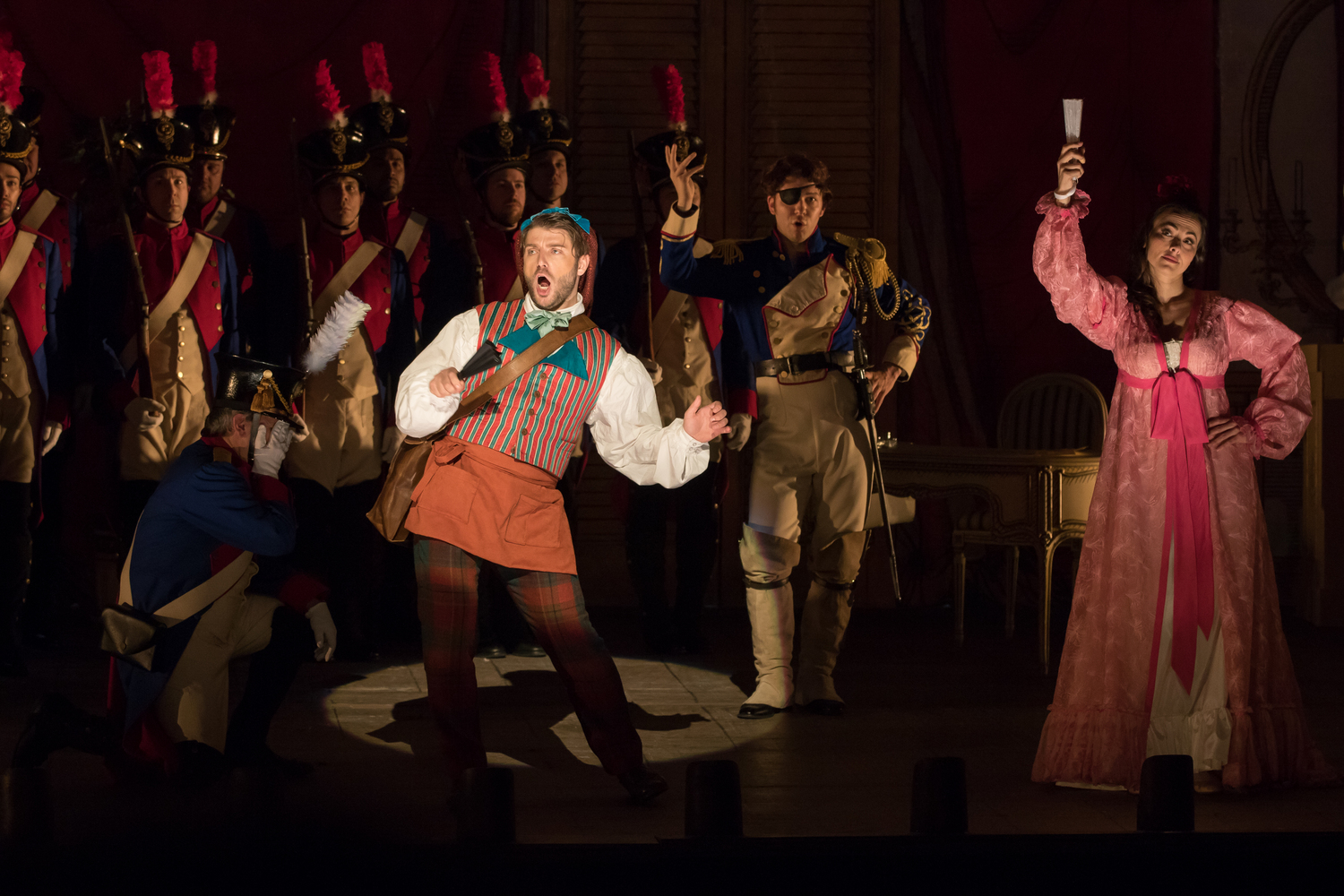 BWW Review: WASHINGTON NATIONAL OPERA: THE BARBER OF SEVILLE at Kennedy Center
