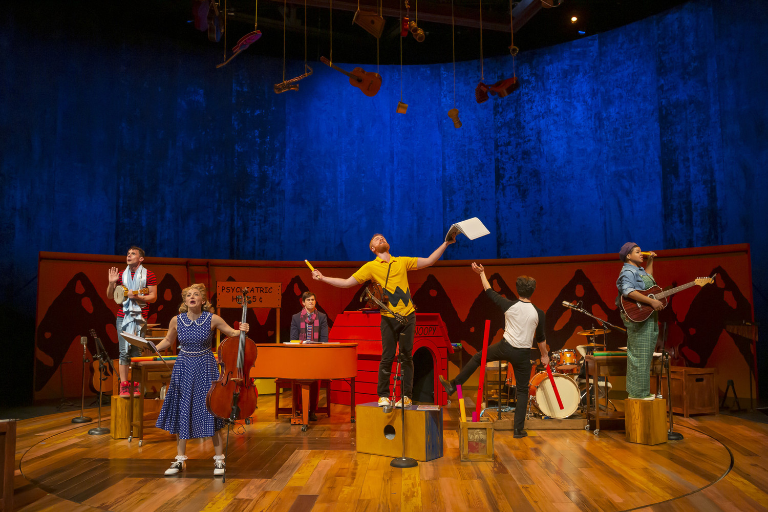 BWW Review: YOU'RE A GOOD MAN, CHARLIE BROWN at Cincinnati Playhouse In The Park
