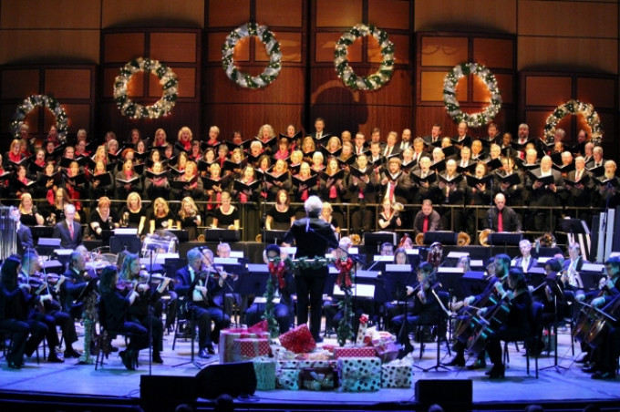 BWW Review: IT'S THE MOST WONDERFUL TIME OF THE YEAR at Grand Rapids Symphony and Special Guest for Christmas!